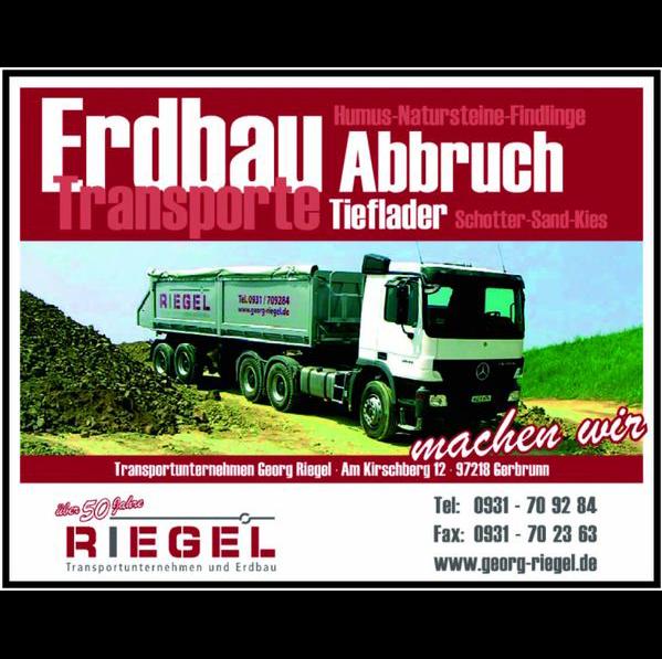 Riegel-Erdbau